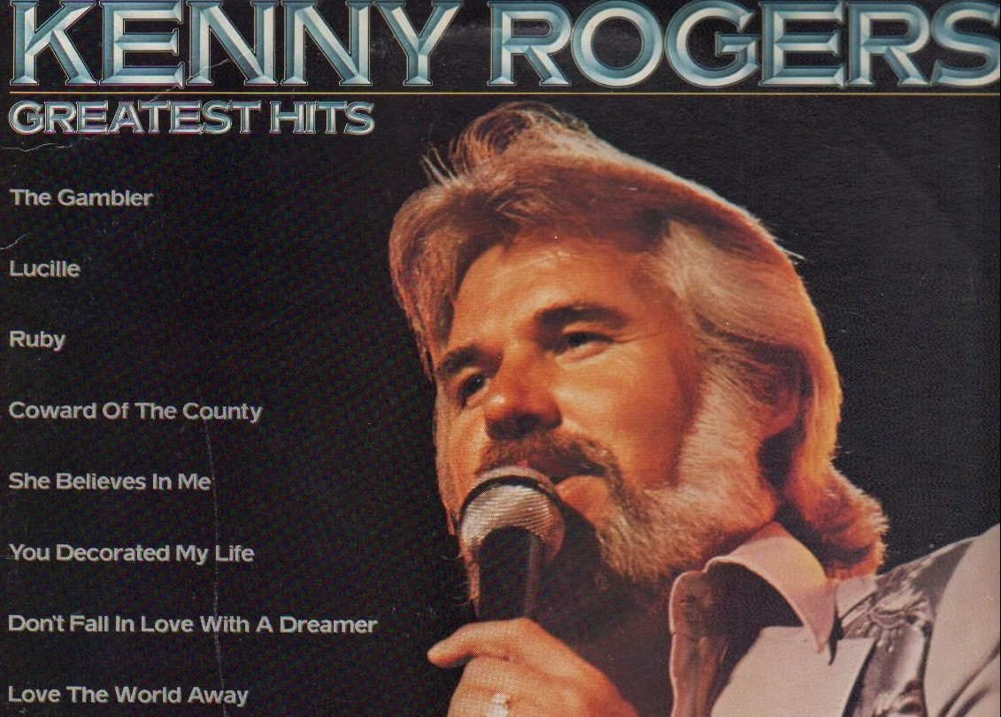 The People\'s Albums: #46 Kenny Rogers\' Greatest Hits - Mildly Pleased