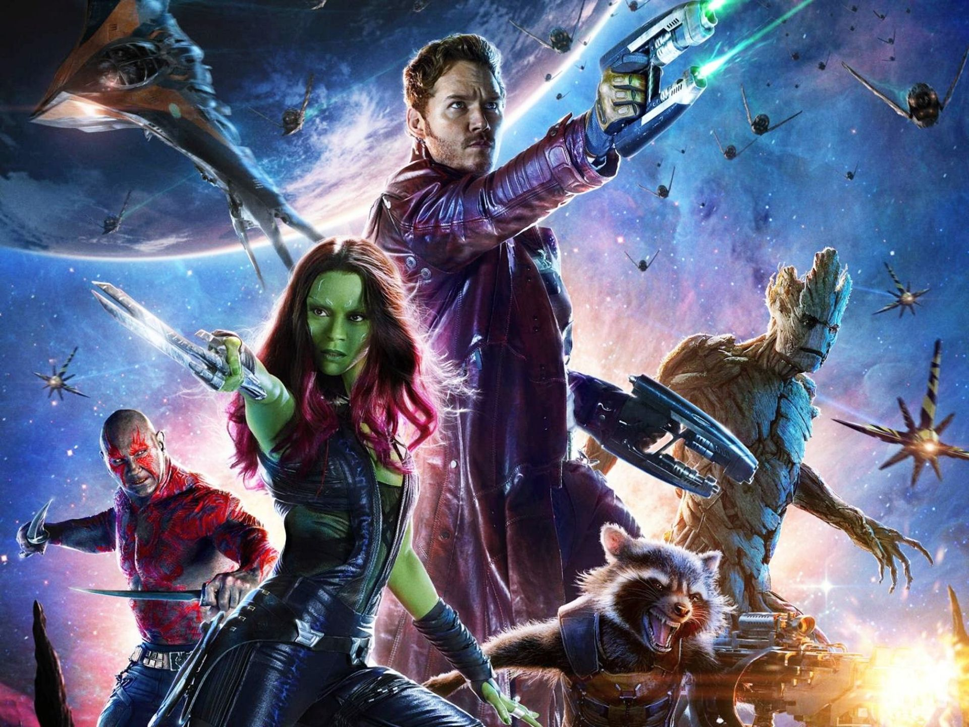 guardians of the galaxy besetzung