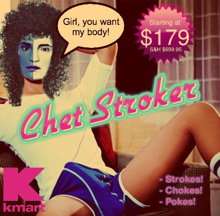 Stroker Doll Vintage
